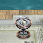 【ハウジング】庭具 > その他(庭)「天体図・銀」