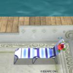 【ハウジング】庭具 > その他(庭)「ビーチチェア」