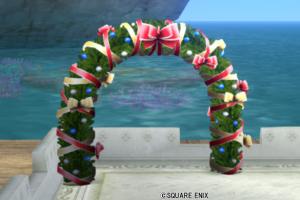 【ハウジング】庭具 > その他(庭)「クリスマスアーチ」