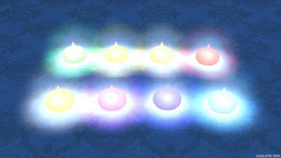 色変わりスライムライト(消す)