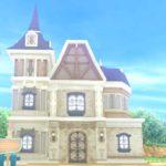 大きなお城の家