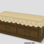 【ハウジング】家具 > 収納 「ネコ姫のローチェスト
