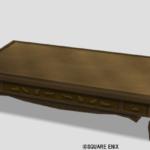 ネコ姫のローテーブル
