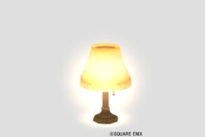 ネコ姫のランプ