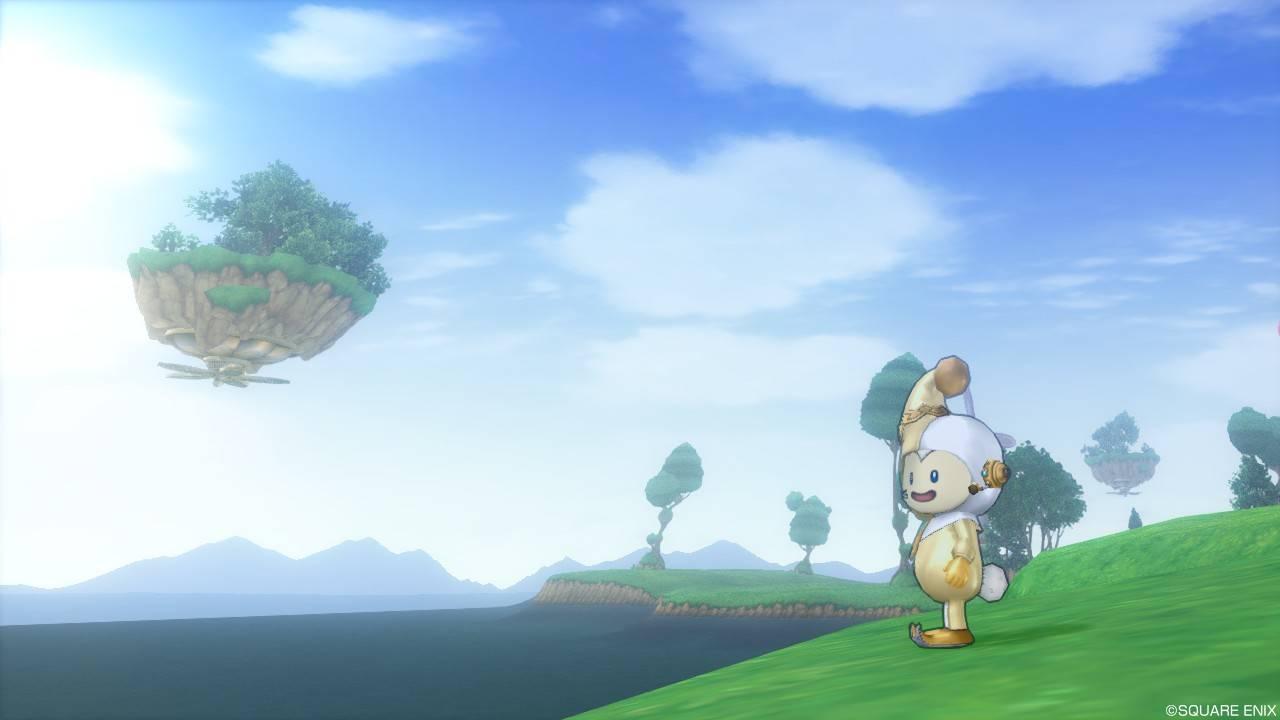 【ドラクエ10】クエスト557「小島に隠された秘密」