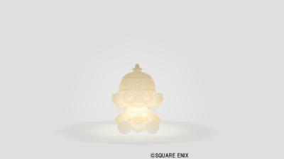 【ハウジング】家具 > 照明・ランプ「ドワーフ人形男のライト」