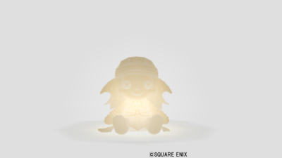 【ハウジング】家具 > 照明・ランプ「ウェディ人形女のライト」