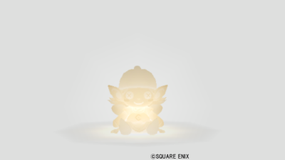 【ハウジング】家具 > 照明・ランプ「エルフ人形女のライト」