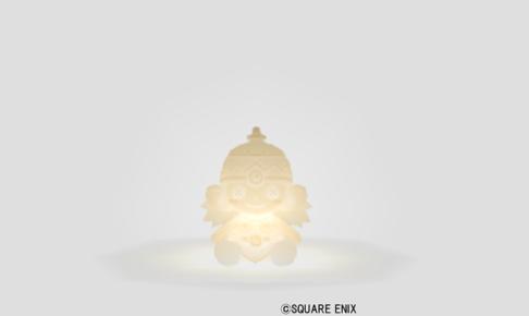 【ハウジング】家具 > 照明・ランプ「ドワーフ人形女のライト」