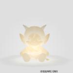 【ハウジング】家具 > 照明・ランプ「竜族人形女のライト」