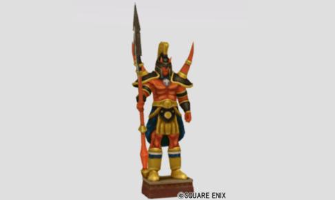 【ハウジング】家具 > 像「古代オルセコの戦士像」