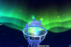 【ハウジング】庭具 > 照明・ランプ(庭)「オーロラプラネタリウム」