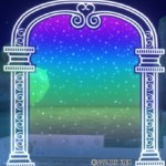 【ハウジング】庭具 > 照明・ランプ(庭)「色変わりアーチネオン」