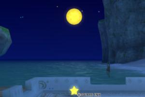 【ハウジング】庭具 > 照明・ランプ(庭)「庭用お月見ランプ」