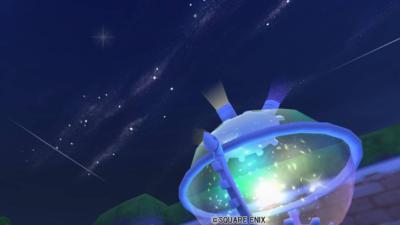 【ハウジング】庭具 > 照明・ランプ(庭)「天の川のプラネタリウム」
