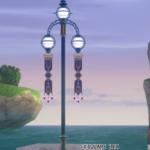 【ハウジング】庭具 > 照明・ランプ(庭)「王都キィンベルの街灯」