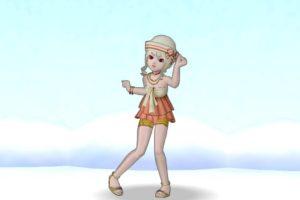 【ドラクエ10】しぐさ「エンジョイダンス」