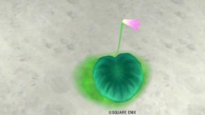 【ハウジング】庭具 > 花・植物(庭)「ポーポラリーフ」