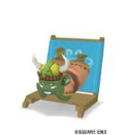 【ハウジング】庭具 > 像・人形(庭)「ピクニックダストン」