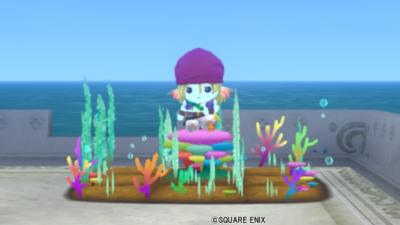【ハウジング】庭具 > その他(庭)「ヒューザの畑」