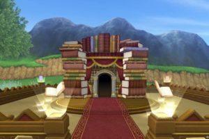 【ハウジング】家キット > Sサイズ「不思議な図書館の家」(妖精の家)