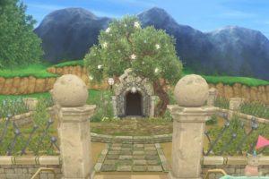 【ハウジング】家キット > Sサイズ「忘れられた森の家」(妖精の家)