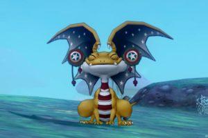 【ドラクエ10】モンスター>ドラゴン系「キャプテンドラゴ」(ファンキードラゴの転生)