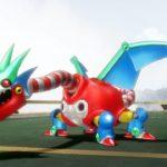 【ドラクエ10】モンスター>マシン系「ドラゴントイズ」(メタルドラゴンの転生)
