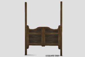 【ハウジング】家具 > その他「ウエスタン扉」