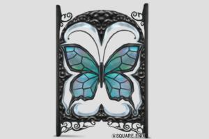 【ハウジング】家具 > その他「蝶飾りの扉」