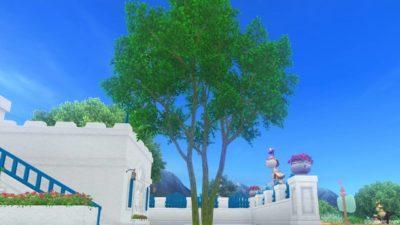 【ハウジング】庭具 > その他(庭)「ヒグラシの哀歌・庭」