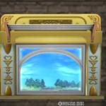 【ハウジング】家具 > 壁かけ家具「壁かけ車窓」