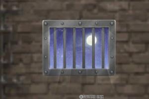 【ハウジング】家具 > 壁かけ家具「壁かけの鉄格子窓」