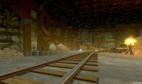 【ドラクエ10】場所>ドワチャッカ大陸「アクロニア鉱山」