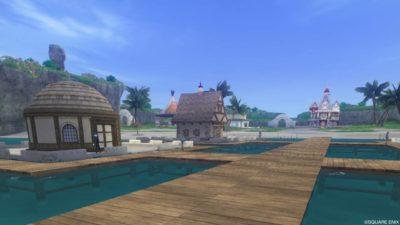 ジュレット住宅村_うるわしの浜辺地区