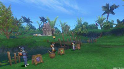 ジュレット住宅村_未開のジャングル地区