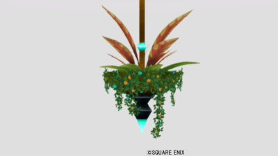 【ハウジング】家具 > 花・植物「ハンギンググリーン」