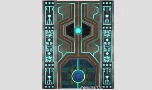 【ハウジング】家具 > その他「帝国技術庁の扉」