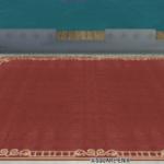 【ハウジング】庭具 > その他(庭)「お店のカーペット中・赤」