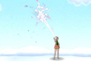 【ドラクエ10】しぐさ「お祝いシャワー」
