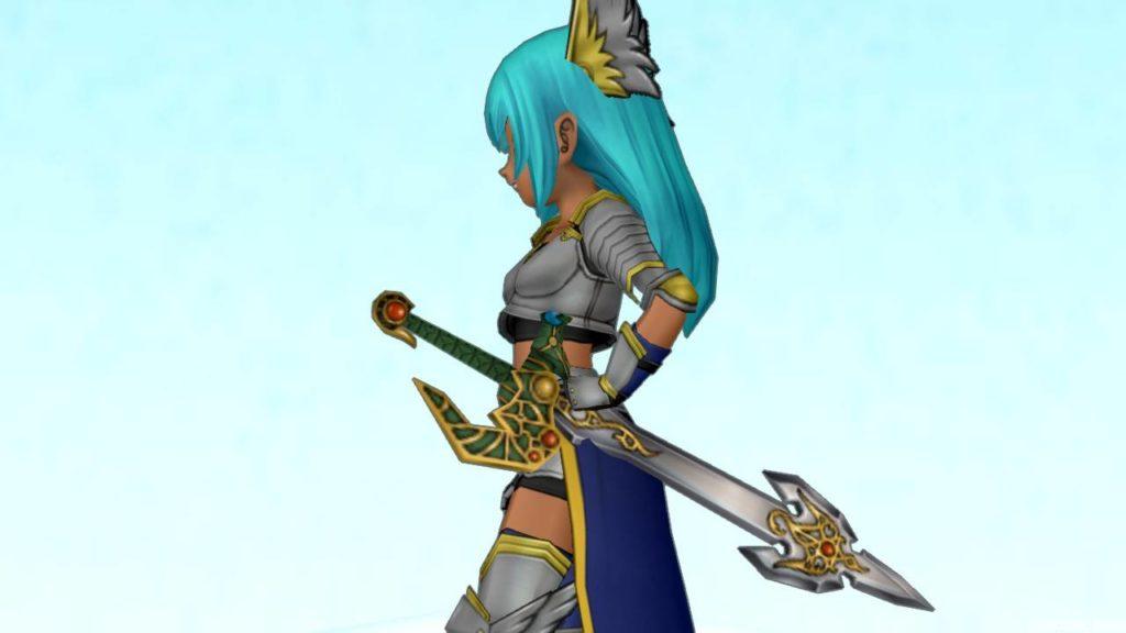 【装備】武器 > 片手剣「天空のつるぎ」