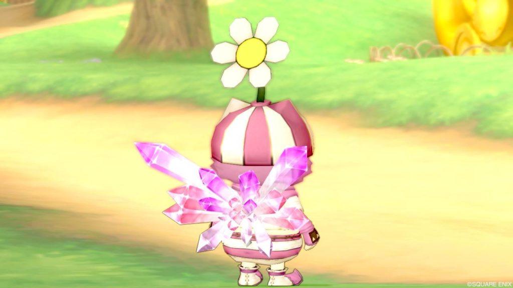 【装備】その他 > かさ「花妖精のウィング」