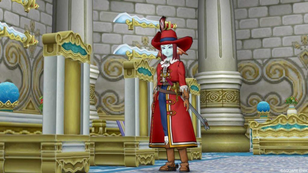 【ドラクエ10】クエスト144「王宮の魔法戦士たち」(魔法戦士転職クエ)
