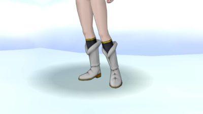 【装備】防具 >足「ルビスのブーツ」