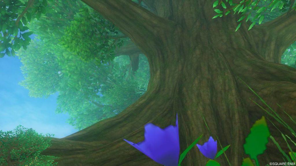 【ドラクエ10】風景 >エルトナ大陸「世界樹の丘」