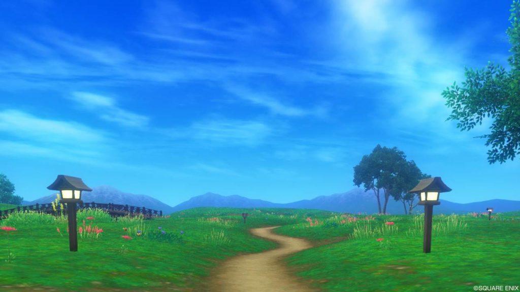 【ドラクエ10】風景 >エルトナ大陸「ツスクル平野」