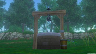 【ドラクエ10】フィールド >エルトナ大陸「森の井戸」