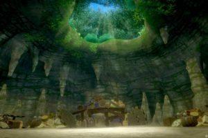 【ドラクエ10】フィールド >エルトナ大陸「怪鳥の巣」
