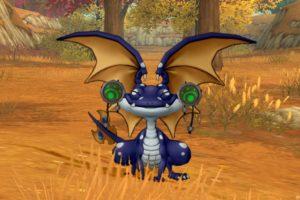 【ドラクエ10】モンスター > ドラゴン系「みずたまドラゴン」