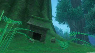 【ドラクエ10】フィールド >エルトナ大陸「夢幻の森」